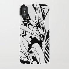 eye & leaf iPhone X Slim Case