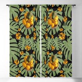 Veggie pattern Blackout Curtain