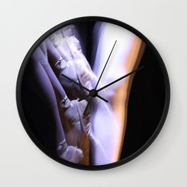 Dancing in the Dark Wall Clock
