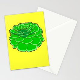 Desert plant Stationery Cards
