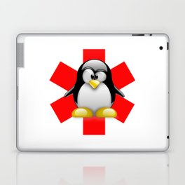 Linux Tux Emergency Laptop & iPad Skin