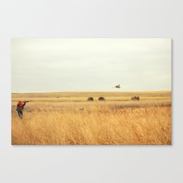 in my sight Canvas Print