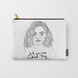 Marina Diamandis Carry-All Pouch
