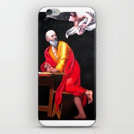 San Matteo e l'Angelo iPhone Skin