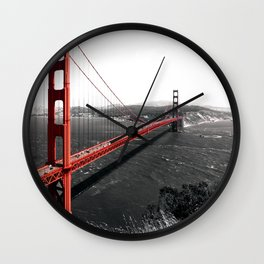 The Span Wall Clock