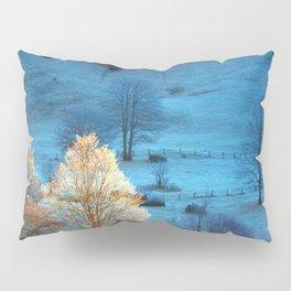 Warm Trees Pillow Sham