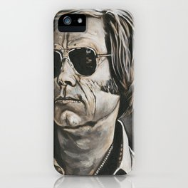 George Jones iPhone Case
