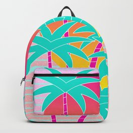 Hello Miami Sunset Backpack
