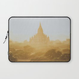 Bagan Temples II Laptop Sleeve
