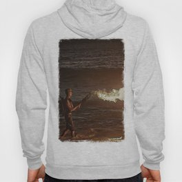 Set the night on fire Hoody