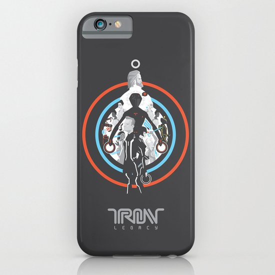 Tron Legacy iPhone & iPod Case