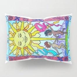 The Sun - Tarot Pillow Sham