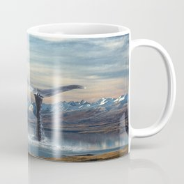 Big Fish In A Little Pond-Whale in New Zealand Coffee Mug