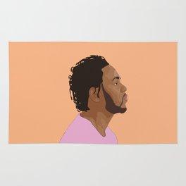Kendrick Lamar, Salmon Rug