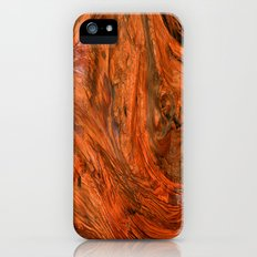 Wood Texture 530 Slim Case iPhone SE