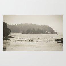 Deer Island at Low Tide Rug