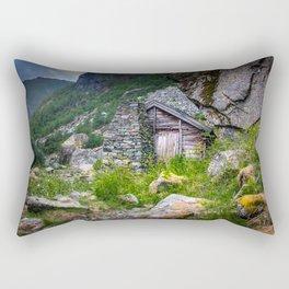 OldHouse Rectangular Pillow