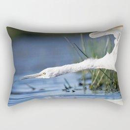 Bird attack Rectangular Pillow