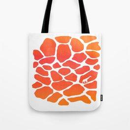 Giraffe Print | Animals Tote Bag