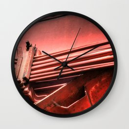 Bloodlines for the Harvester Wall Clock