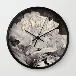 MYSTERIOUS MOUNTAIN III Wall Clock