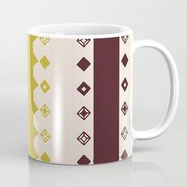 Diamond Stripe Color 003 Coffee Mug