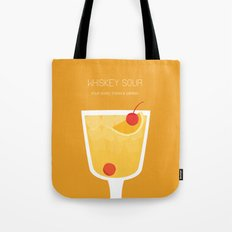 Whiskey Sour - Alcohol Tote Bag