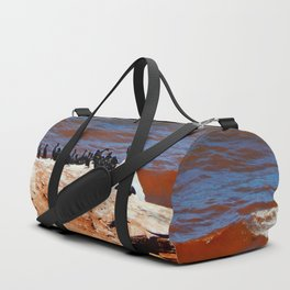 Cormorant Rest Area Duffle Bag