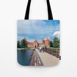 Trakai Island Castle Tote Bag
