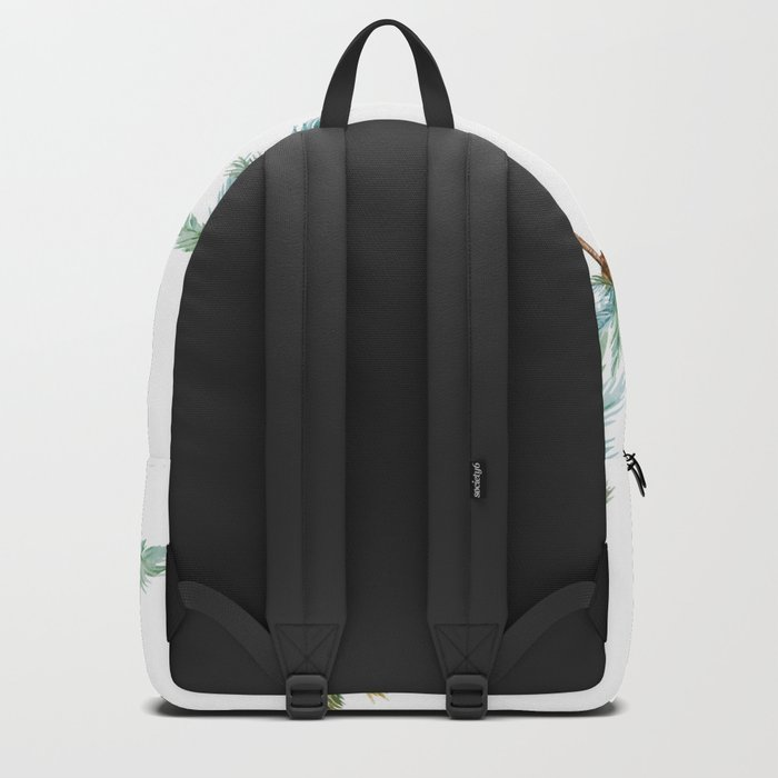 Palm Tree Pattern 01 Backpack