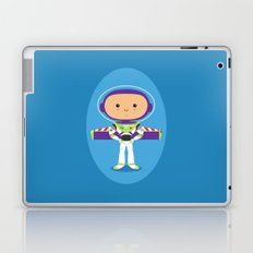 Space Ranger Laptop & iPad Skin