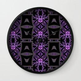 Funky Tribe Wall Clock