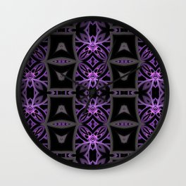Funky Tribe Wall Clock