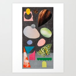 a bit for you, a bit for everyone Art Print
