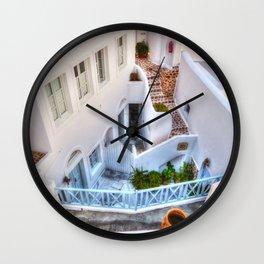 Caldera house i Wall Clock