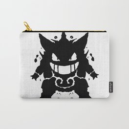 Who's That Inkblot?  It's Gengar! Carry-All Pouch