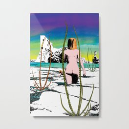 Totally different Metal Print