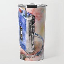 Vintage gadget series: Sony Walkman TPS-L2 Travel Mug