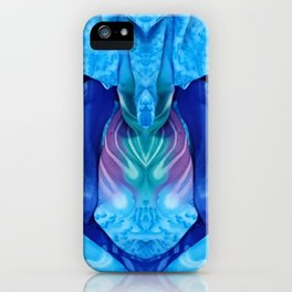 503 Crystal Cave Chimera iPhone Case