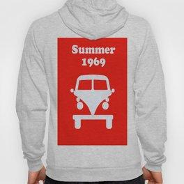 Summer 1969 - red Hoody