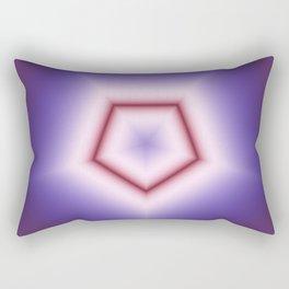 Fractal Poly in DPA 01 Rectangular Pillow