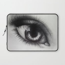 Eye Sketch 1  Laptop Sleeve