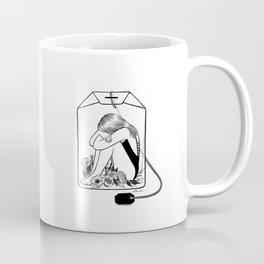 Lady Grey Tea Coffee Mug