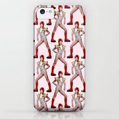 David Bowie Choreography iPhone 5c Slim Case