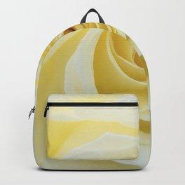 Beautiful Yellow Rose Backpack