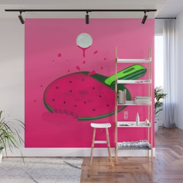 Pongermelon Wall Mural