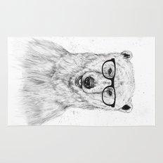 Geek bear Rug