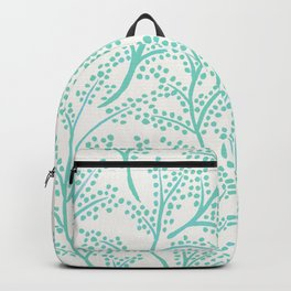 Branches – Mint Palette Backpack