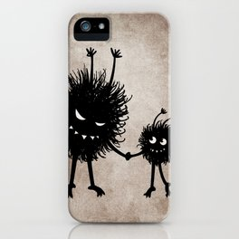 Evil Flower Bug Mother's Day iPhone Case