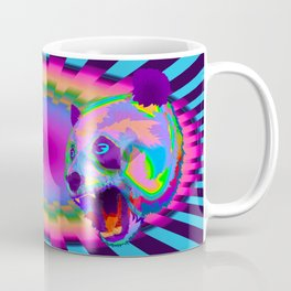 Prismatic Panda  Coffee Mug
